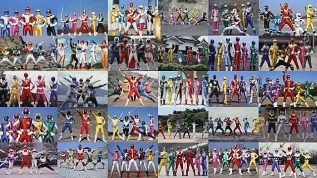 Super Sentai  30_sentai
